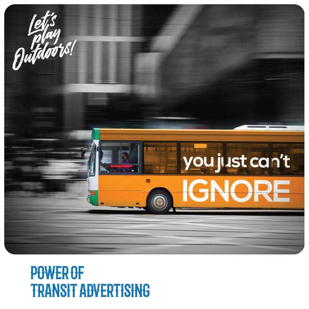 Transit Media Advertising – A powerful tool to aid digital marketing