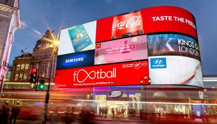 Out of Home Advertising to outspend Print Advertising in 2020